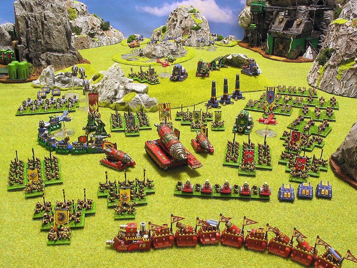 Warhammer 40K Epic - Armées disponibles _squat_army_full